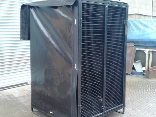 PALLET CAGE COVER