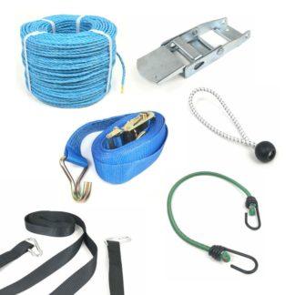 Bungee, Rope & Restraints